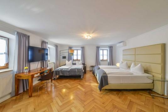 Zimmer im Hotel Wadinger Hof